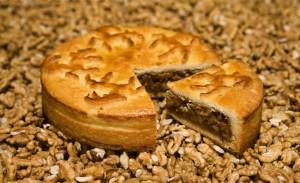 Энгадинский пирог