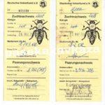 Паспорт матки Бакфаст